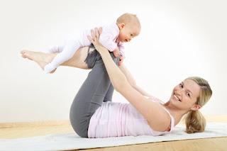 Giảm cân an toàn cho mẹ sau khi sinh