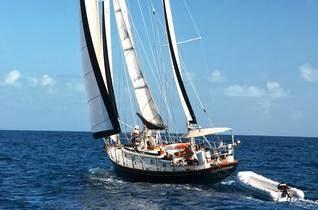 The boat: Daystar