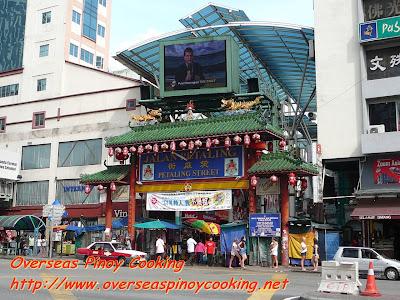 China Town - Petaling Street