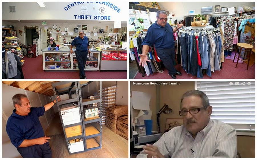 Hometown Hero: Jaime Jaramillo sirve a miles de personas cada año en Union City