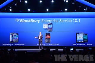 BlackBerry Lepas BBM ke Android dan iOS