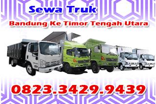 SEWA TRUK BANDUNG KE TIMOR TENGAH UTARA