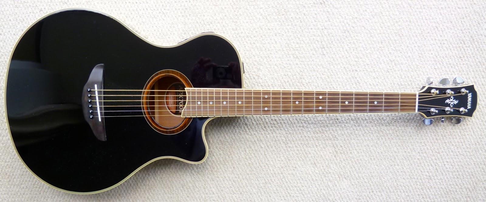 Bum Traveller Gitar Akustik Yamaha Atau Cort