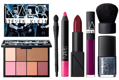 nars x steven klein collection maquiagem