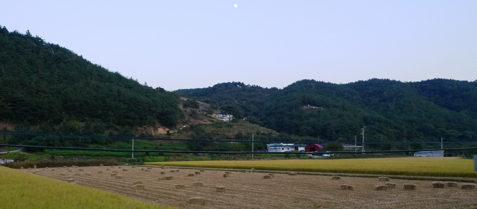 Sancheong-gun South Korea  City new picture : ... ベイルハウス Straw Bale Homes in Sancheong, South Korea