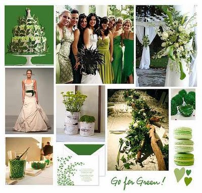 Natural Wedding Theme