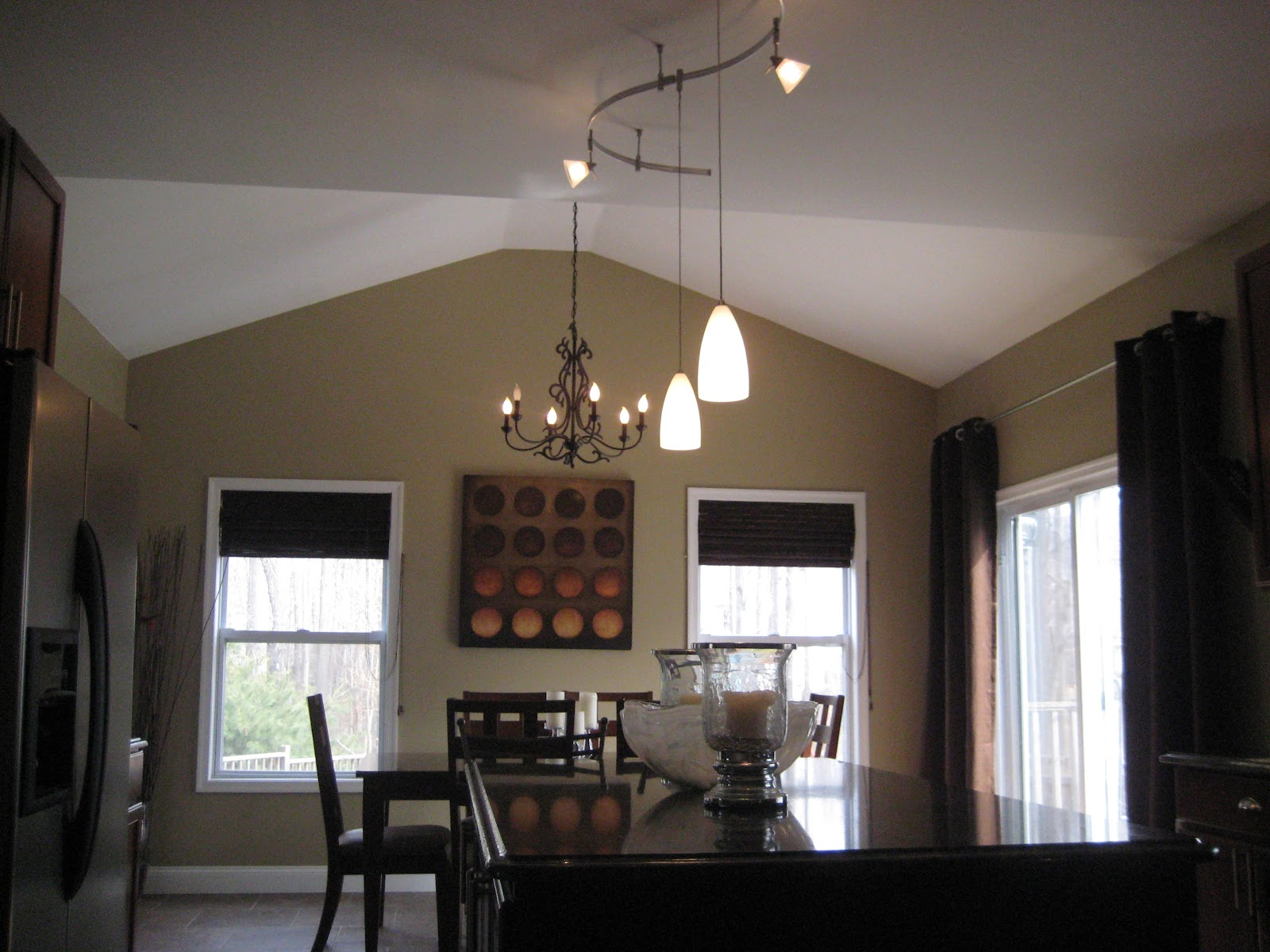kitchen track lighting fixtures kitchen track lighting mash up via blogspotcom fixtures - Blogspot Interior Design