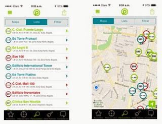 Aplicaciones para dispositivos portátiles