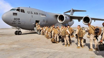 """EEUU enviará 400 militares para entrenar a la llamada """"oposición moderada"""" en Siria"""