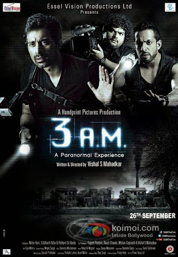 3 A.M. (2014) Movie Poster No. 3