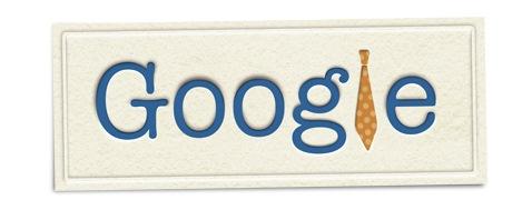 Como es tradición, Google siempre cambia su logo para celebrar las fechas más importantes del mundo. En este caso es el día del padre, que se celebra con el doodle 1.089 del buscador.