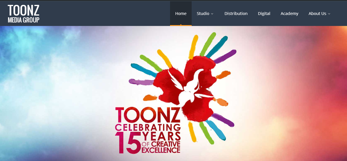 toonz media group and animation