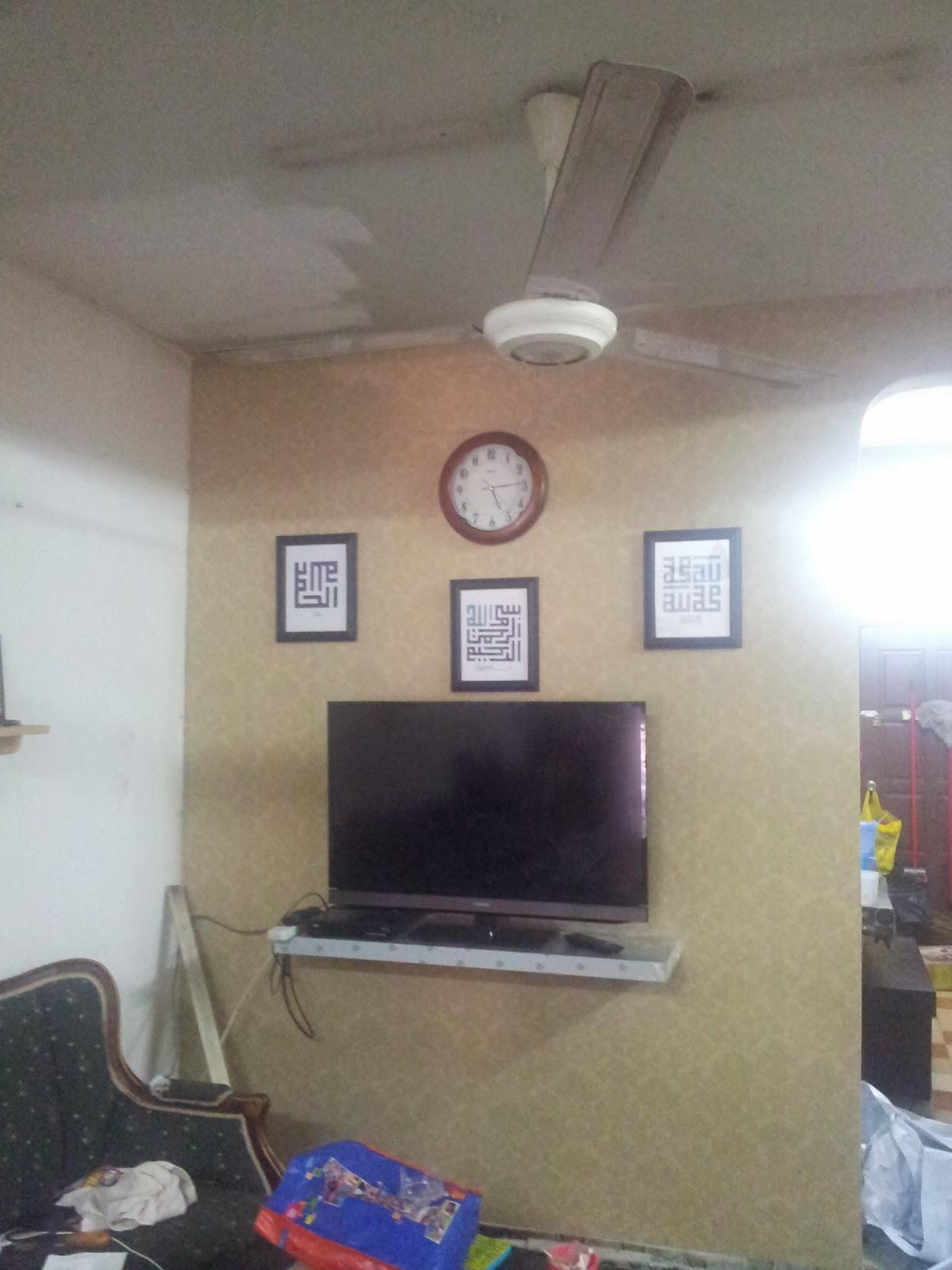 INI BLOG MIMIZIOUSLICIOUS: Wallpaper cap Kaison murah untuk Dinding