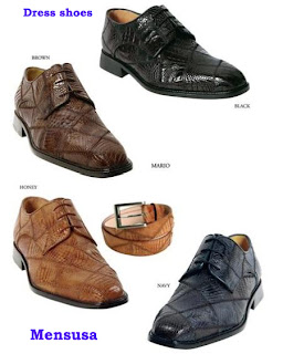Mensusa Dress Shoes