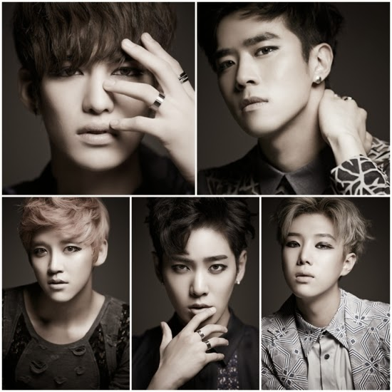 F.CUZ release individual teasers for 4th domestic mini album 'Bargaining for Love'
