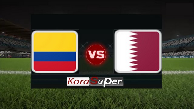 شاهد لايف HD مباراة قطر VS كولومبيا بث مباشر 19-06-2019 كورة اون لاين