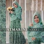Baju Muslim Gamis Syar'i Atmarini GC2125