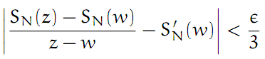 Complex Analysis: #6 Power Series equation pic 7