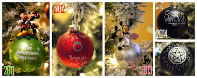 Christmas Traditions - Custom Personalised Ornaments