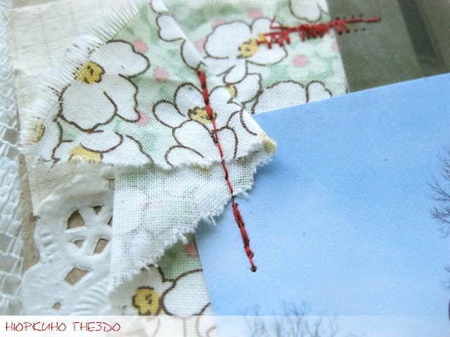 Ткань в качестве декора