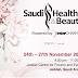 Save the date: Saudi Health & Beauty (24-27 Nov 2014)