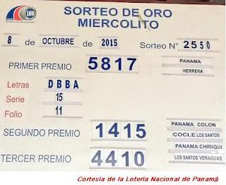 resutados-sorteo-miercoles-8-de-octubre-2015-loteria-nacional-de-panama