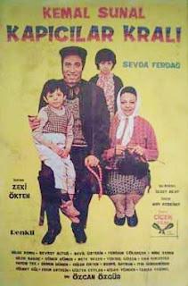 kapicilar krali film posteri