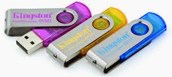 merubah icon di flash disk