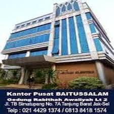 KANTOR TRAVEL BAITUSSALAM JAKARTA