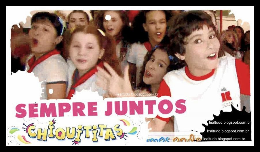 SEMPRE JUNTOS Chiquititas Assistir VIDEO CLIPE OFICIAL com LETRA DA MUSICA Clipes Youtube HD Ouvir Descargar Musicas Download