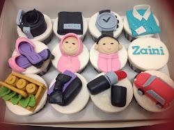 FIGURINE CUPCAKES/CAKES