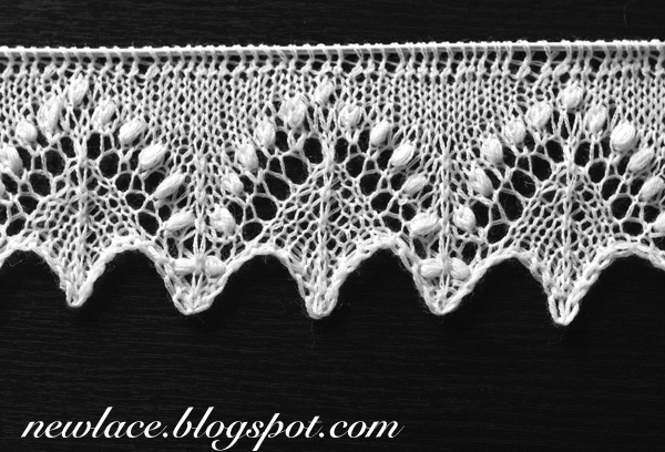 New Lace Old Traditions 22 Edge Lace Silvia