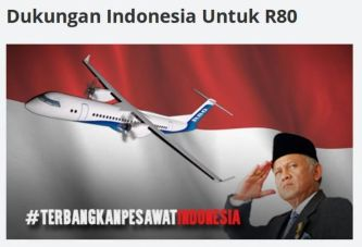 Dukung Indonesia!
