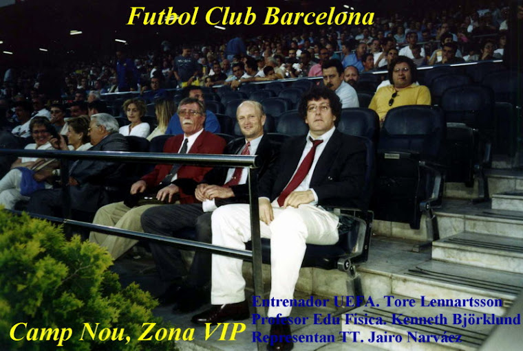 Project CataloniaF C Barca-Borgarskolan, Classes Specialized in Football.