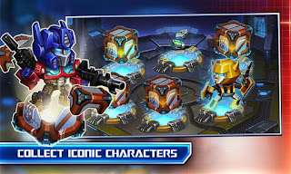 TRANSFORMERS: Battle Tactics v1.3.1