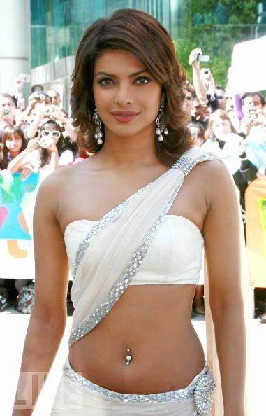 Priyanka Chopra's Sexist Saree Avatar