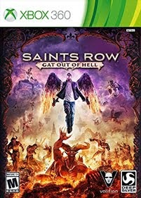 Saint Row: Gat Out Of Hell