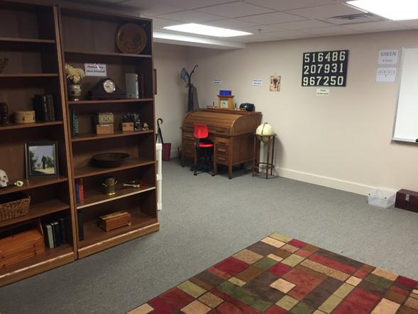 Sherlock Library Escape Room