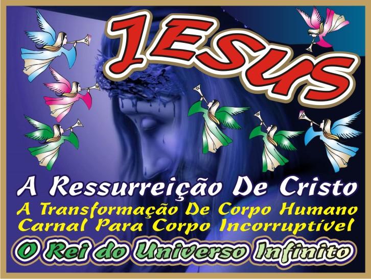 A Ressurreição de Cristo Jesus Yeshua