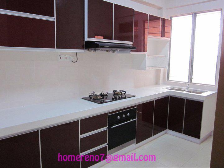 Kitchen set minimalis menjadikan dapur anda lebih indah for Dapur set aluminium