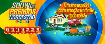 Show de Prêmios Nordestão 2014