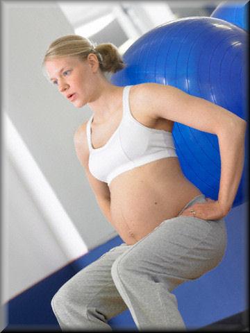 Rutinas de entrenamiento para mujeres embarazadas