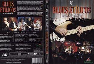 Blues Etilicos - Ao Vivo No Bolshoi Pub