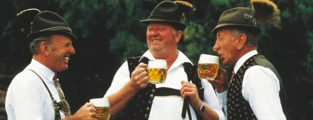 Country that Drinks the Second Most Beer - Austria