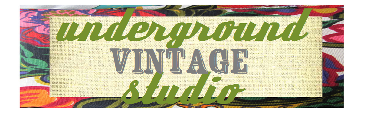 Underground Vintage Studio