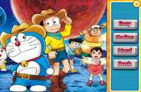 Rompecabezas personajes Doraemon