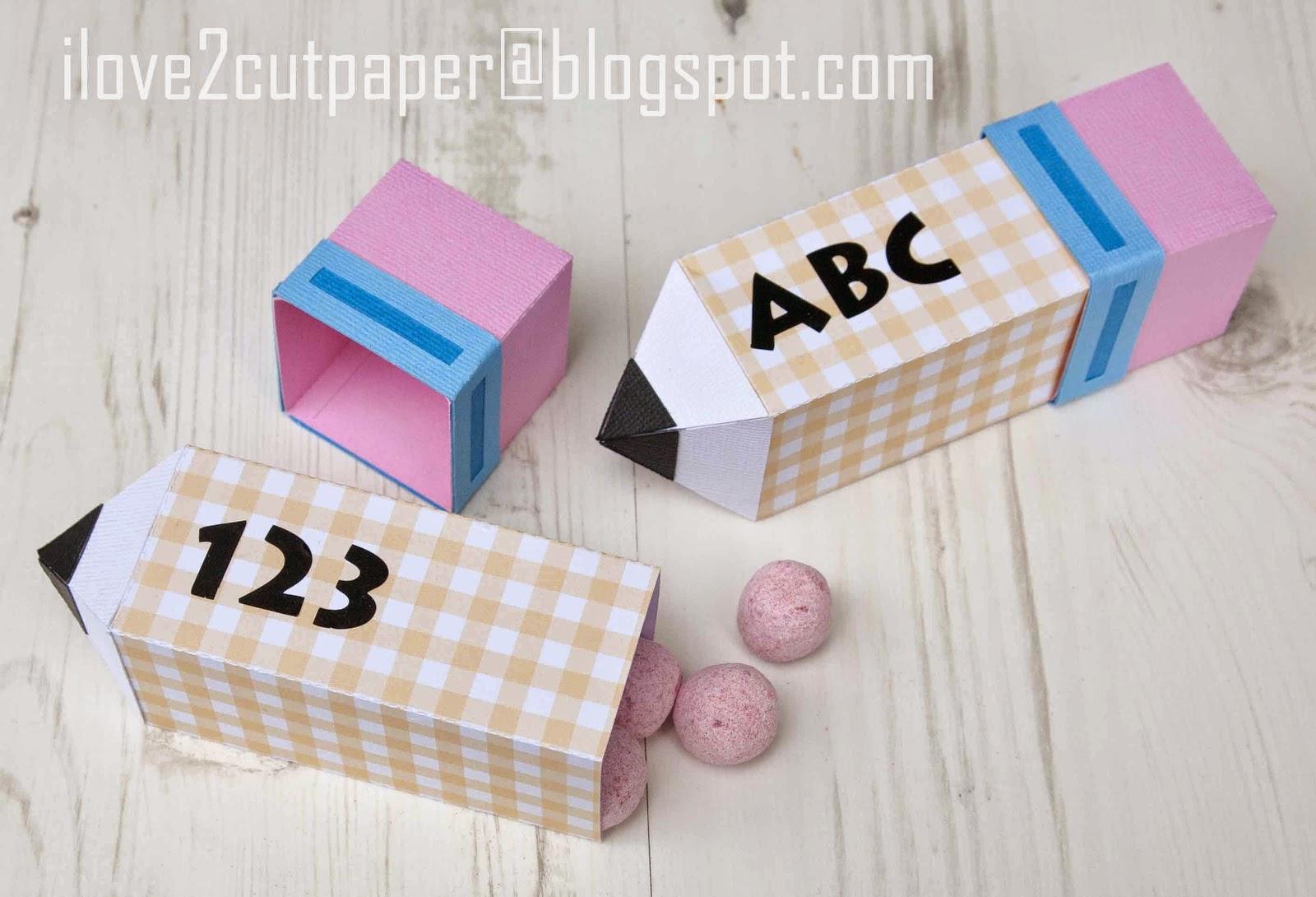 Pencil Gift Box