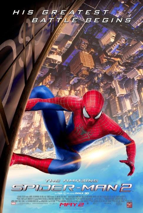 Inanılmaz Örümcek Adam 2 – The Amazing Spider-Man 2 (Türkçe Altyazılı) Full İndir