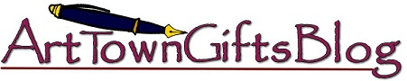 Gift Ideas from Arttowngifts Blog