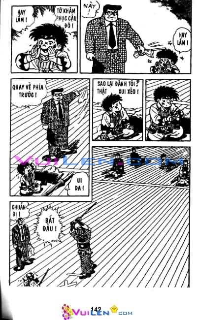 Siêu quậy Teppi chap 33 - Trang 139